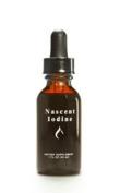 Nascent Iodine, 30ml - mono-atomic elemental bio-available iodine - Stimulates Thyroid