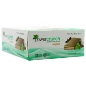 Power Crunch Chocolate Mint