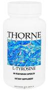 Thorne Research - L-Tyrosine 500 mg. - 90 Vegetarian Capsules