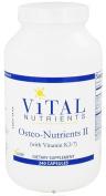 Osteo-Nutrients II 240c by Vital Nutrients