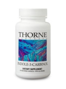 THORNE RESEARCH - Indole-3-Carbinol - 60's [Health and Beauty]