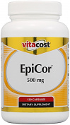 Vitacost EpiCor -- 500 mg - 120 Capsules