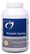 Designs for Health - Metabolic SynergyTM Capsules 180 vegetarian capsules