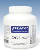 Pure Encapsulations DGL Plus 180 Vcaps