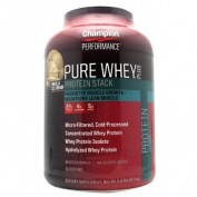 Champion Nutrition Pure Whey Plus Supplements, 4.8 Pound