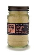 Joyful Bath Co Ginger Snap Releasing Bath Salts, Ginger Mix, 440ml