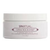 SpaRitual OPEN YOUR EYES 21 Mineral Bath Salts