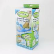 Queen's Park Easyfeet Foot Scrubber Brush Massager Clean Bathroom