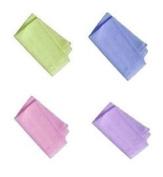 MayaBeauty Exfoliating Bath Cloth - Twin Pack