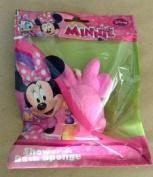 Disney Minnie Mouse Shower & Bath Sponge