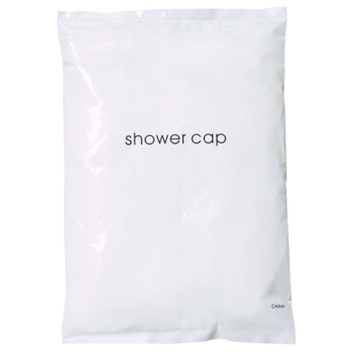 For Pro Shower Cap, Individually Wrapped, 100 Count