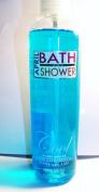 April Bath and Shower Cool Island Breeze Body Splash