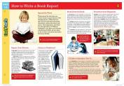 How to Write a Book Report, Grades 5-6