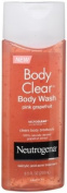 Neutrogena Body Clear Body Wash, Pink Grapefruit, 250mls
