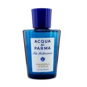 Acqua Di Parma Blu Mediterraneo Mandorlo Di Sicilia Pampering Shower Gel (New Packaging) For Women 200Ml/6.7Oz