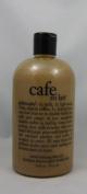 Philosophy Ultra Rich Cafe Au Lait 7.6cm 1, Shampoo, Shower Gel & Bubble Bath 470ml
