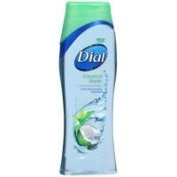 Dial Body Wash, Coconut Water & Bamboo Leaf Extract 16 fl oz (473 ml)