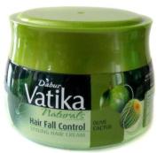 Dabur Vatika Naturals Hair Fall Control Styling Hair Cream - Henna *New*