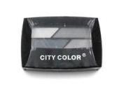 City Colour Eyeshadow Palette Grey