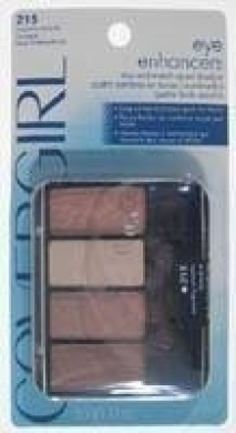 Covergirl Eyeshadow Four Colours: Sheerly nudes #265