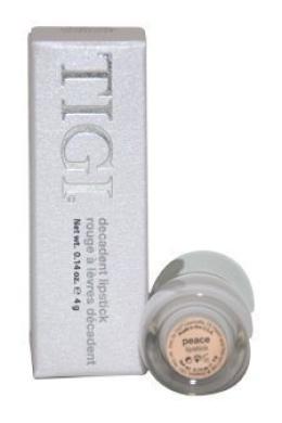 Tigi Bed Head Decadent Lipstick, Peace, 5ml