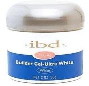 IBD 60404 Builder Gel-Ultra, White, 60ml