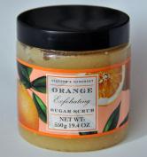 Asquith & Somerset Orange Exfoliating Sugar Scrub