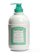 Perlier by Perlier, 500ml White Almond Moisturising Cream Bath 8009740814566