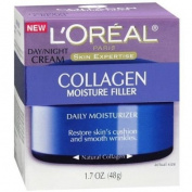 L'Oreal Paris Collagen Moisture Filler Day/Night Cream, 1.7-Fluid Ounce