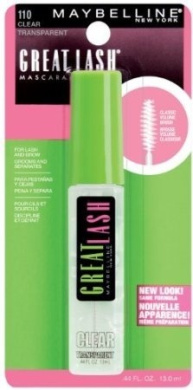 Maybelline New York Great Lash Clear Mascara for Lash and Brow 110, 0.44 Fluid Ounce Body Care / Beauty Care / Bodycare / BeautyCare