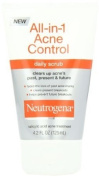 Neutrogena All-in-1 Acne Control Daily Scrub, 120ml (Pack of 2) Body Care / Beauty Care / Bodycare / BeautyCare