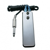 Flat Mini Thin Stainless Steel Tattoo Foot Pedal Foot Switch