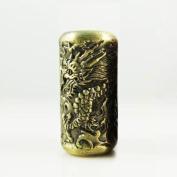 1 Dragons Empaistic Copper Tattoo Grip - Tattoo Machine Supply-