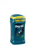 Degree Men Antiperspirant & Deodorant, Extreme Blast, Twin Pack,