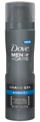 Dove Men+Care Shave Gel, Hydrate 210ml