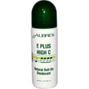 Aubrey Organics E Plus High C Deodorant 85ml