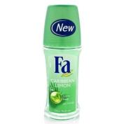 Fa Deodorant 50 ml Roll-On Caribbean Lemon