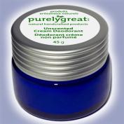 Natural Deodorant Aluminium Free Unscented