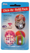 Click-its Refill Pack - Interchangeable Design Covers