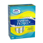 Tampax Tampax Pearl Regular Unscented - 20