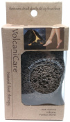 VolcaniCare Natural foot therapy....100% Genuine Volcano Pumice Stone...Remove dry cracked skin from heels of feet & rough spots on elbows & knees