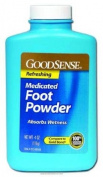 (EA) Good Sense(r) Medicated Foot Powder