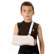 Corflex Kids Economizer Sling - Dislocated Shoulder Sling-XS - White