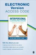 Interpersonal Communication Electronic Version