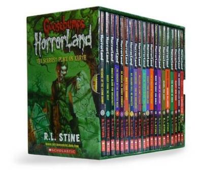 Goosebumps Horrorland (Goosebumps Horrorland)