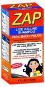 ZAP® Liquid Lice Killing Shampoo 120ml