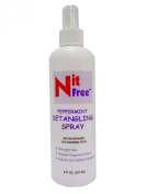 Nit Free Peppermint Detangling Spray and Repellent