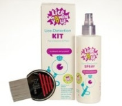 Lice Knowing You Lice Detection Kit, 240ml