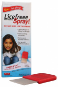 SPECIAL PACK OF 5 LICE FREEE SPRAY NON-TOXIC 180ml