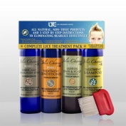 Lice Treatment Kit, Total Solution Pack by Jolis Cheveux